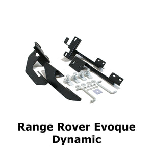 Orca Side Steps Running Boards for Range Rover Evoque Dynamic 11-18