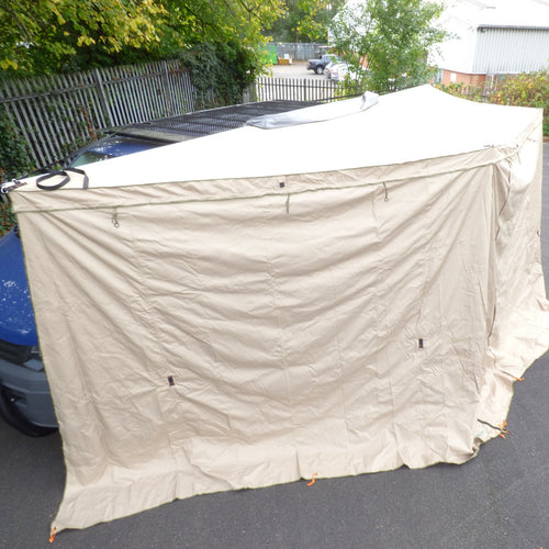 Overland Expedition Fold-Out Vehicle Awning Side Walls