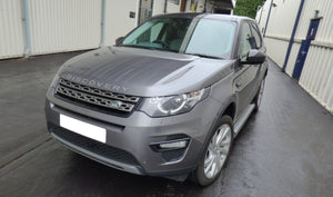 Freedom Side Steps Running Boards for Land Rover Discovery Sport 2014-2019