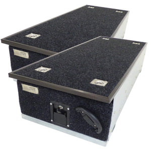 Fixed Carpet Top Single Drawer System