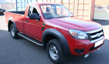 Raptor Side Steps Running Boards for Ford Ranger Double Cab 2012+