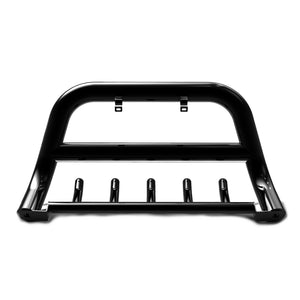 Nissan Qashqai 2014 onwards Black A-Bar with Axle Guard