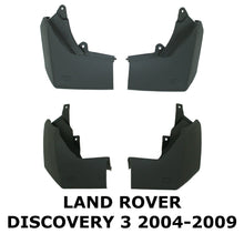 Original Manufacturer Style Mud Flaps for Land Rover Vehicles