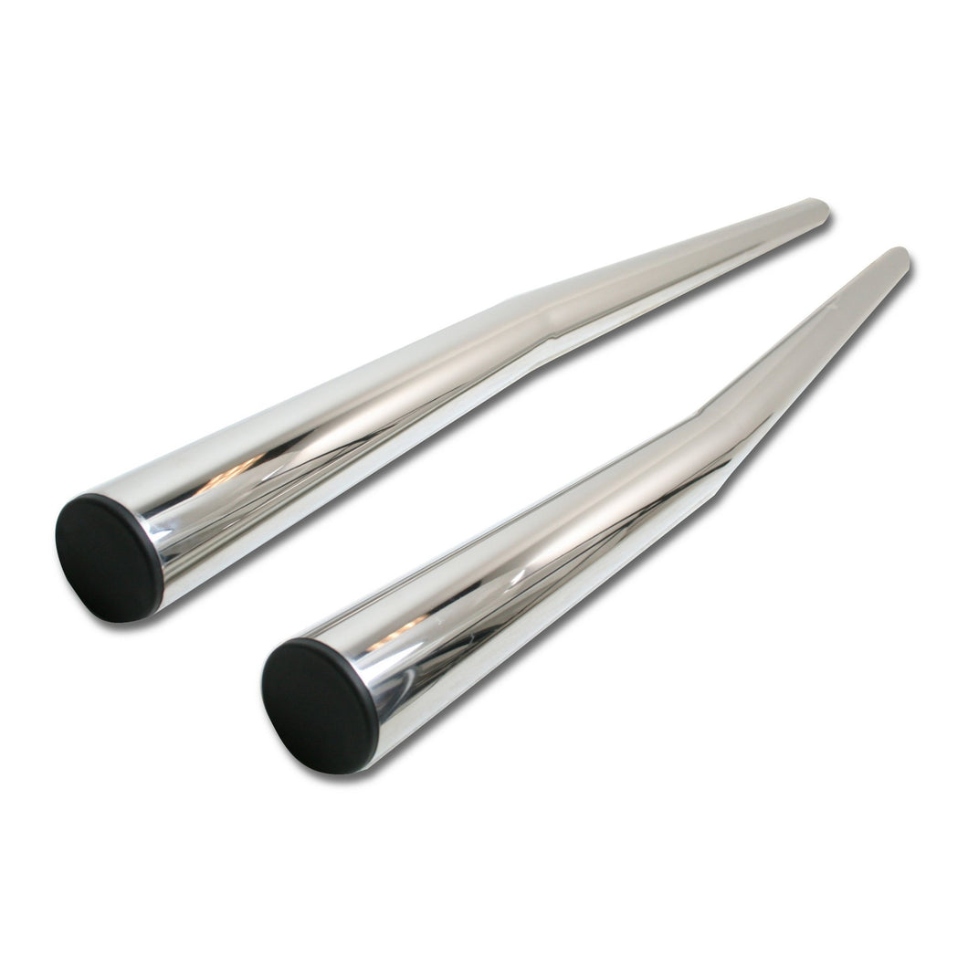 Fiat Stainless Steel Side Bars - Direct 4x4 Accessories