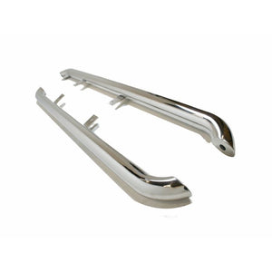 Nissan Stainless Steel Side Bars