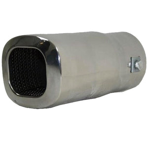 Stainless Steel Square Exhaust Tip (3.5 inch)