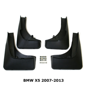 OE Style Mud Flaps Splash Guards for BMW X5 E70 2007-2013