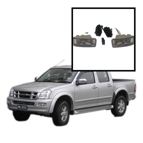 Isuzu Front Fog Light Kit - Direct 4x4 Accessories