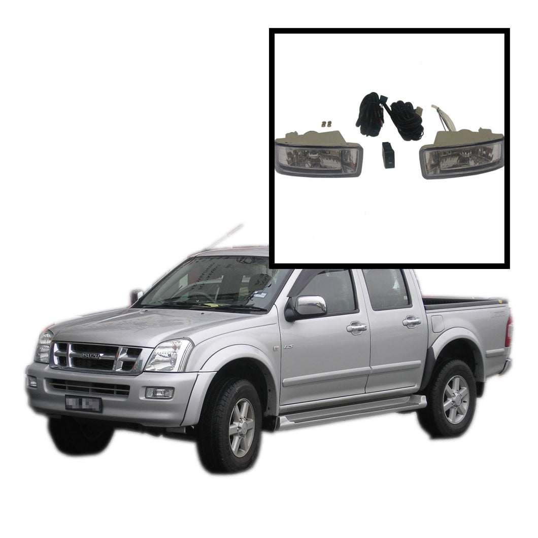 Isuzu Front Fog Light Kit