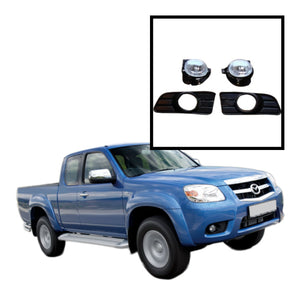 Mazda BT-50 2006-2012 Front Fog Light Kit - Direct 4x4 Accessories