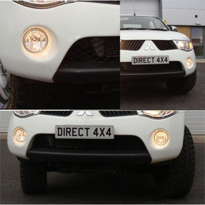 Mitsubishi Front Fog Light Kit