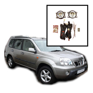 Nissan Front Fog Light Kit