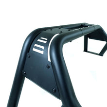 Black SUS201 Short Arm Roll Sports Bar for the Mercedes Benz X-Class