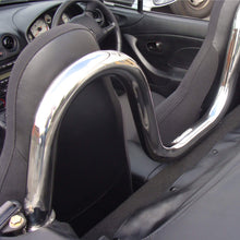 Mazda MX-5 Stainless Steel Roll Sports Bar - Direct 4x4 Accessories