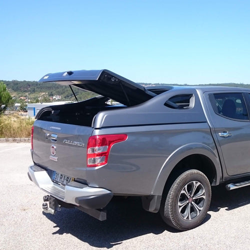 Fiat Fullback Sport 'Full-box' Tonneau Cover - Direct 4x4 Accessories