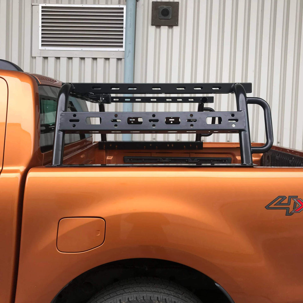 Adjustable Load Bed Open Top Cargo Frame  for Toyota Hilux