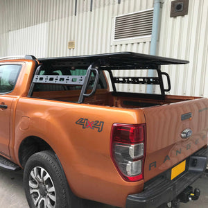 Adjustable Load Bed Cargo Frame with Flat Rack for Mitsubishi L200