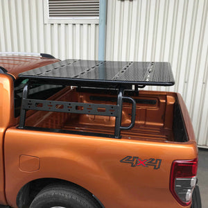Adjustable Load Bed Cargo Frame with Flat Rack for Mercedes Benz X-Class