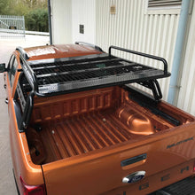 Adjustable Load Bed Cargo Frame with Side Rail Rack for Mitsubishi L200