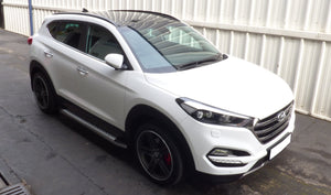 Freedom Side Steps Running Boards for Hyundai Tucson 2015-2017