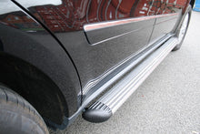 Mercedes GL X164 2006-2012 Aluminium Running Boards