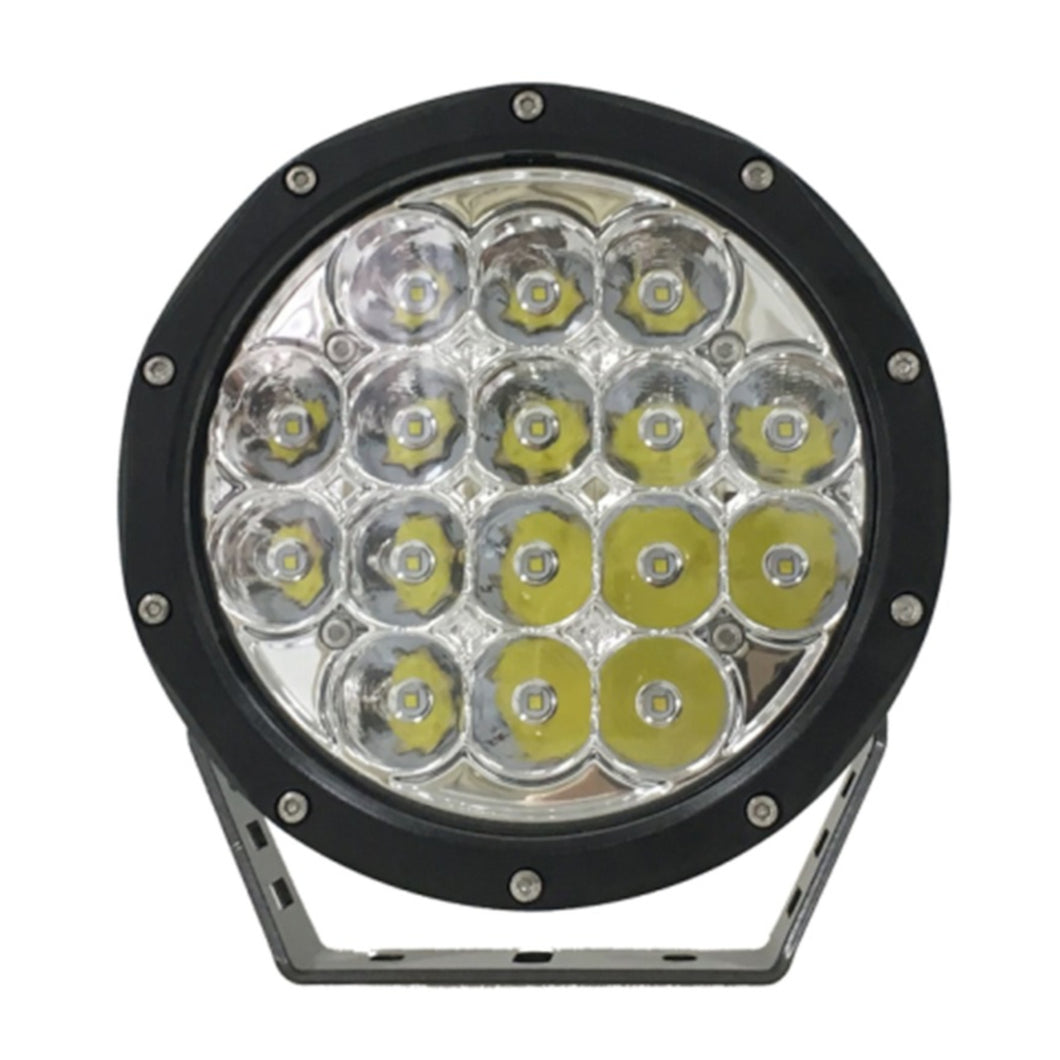 Universal Round 21LED x 5W OSRAM LED Driving Spot Light