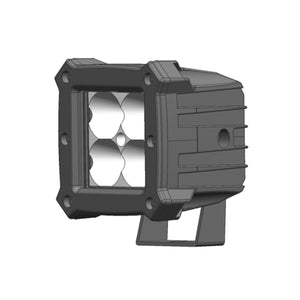 Universal Square 4LED x 5W OSRAM LED Work Spot Light