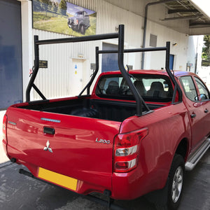 Universal Load Bed Lower Cargo Rack for Pickup Trucks