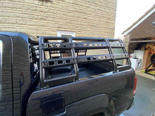 Adjustable Expedition Load Bed Rack Frame System for Mercedes Benz X-Class
