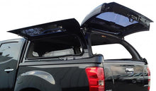 Isuzu D-Max 2012+ Double Cab Nautilus Blue Glass Gullwing V4 Canopy