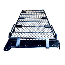 Expedition Aluminium Front Basket Roof Rack for Land Rover Discovery 1 and 2