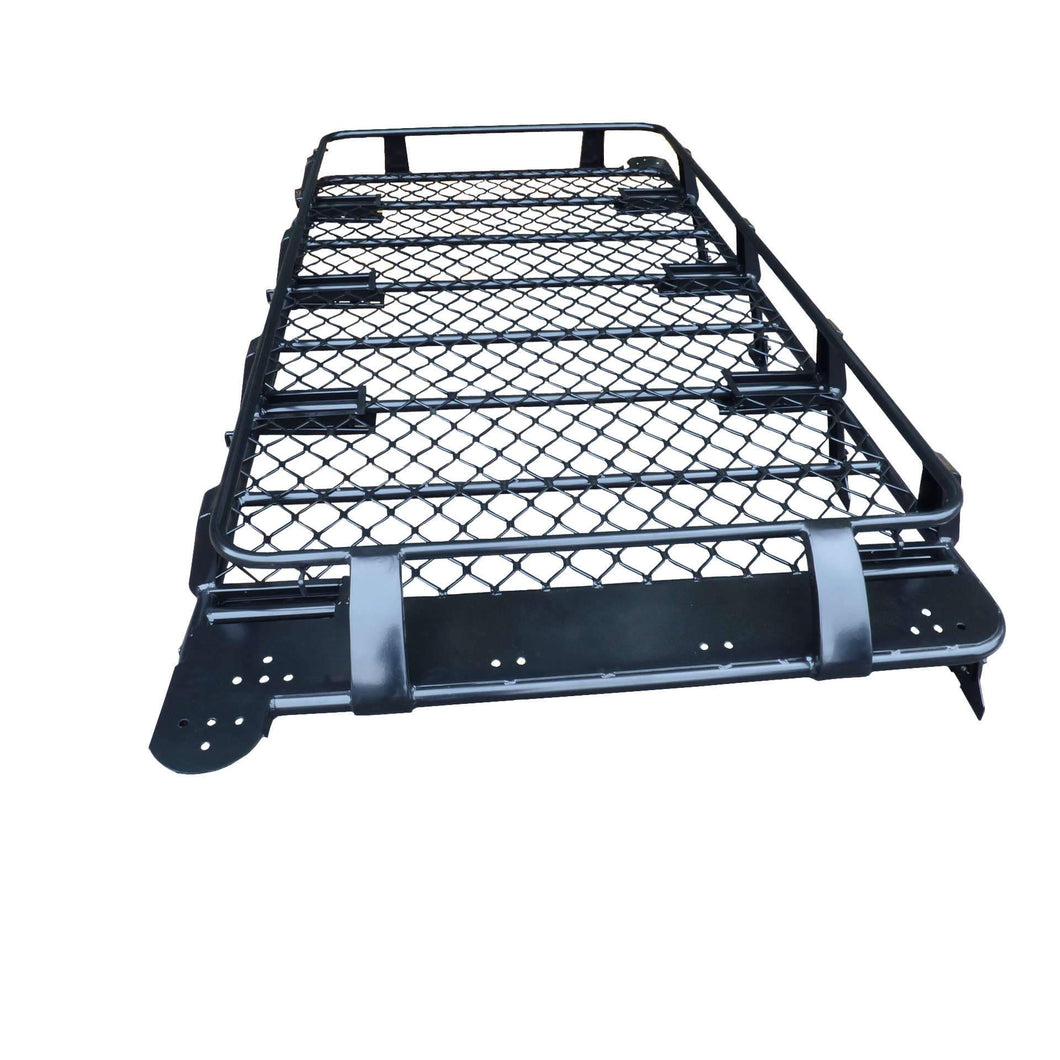 Expedition Aluminium Full Basket Roof Rack for Land Rover Defender 90 1983-2016