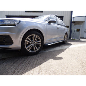 Stingray Side Steps Running Boards for Audi Q7 2016-2019