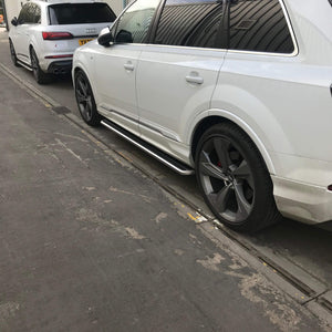 OE Style Side Steps Running Boards for Audi Q7 2016-2019