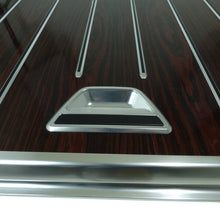 Bentley Luxury Wooden Yacht Style Slide Out Boot Mat