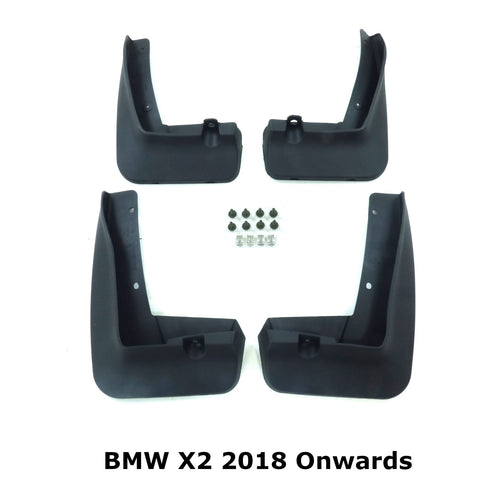 OE Style Mud Flaps Splash Guards for BMW X2 F39 2018+