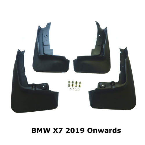 OE Style Mud Flaps Splash Guards for BMW X7 G07 2019+