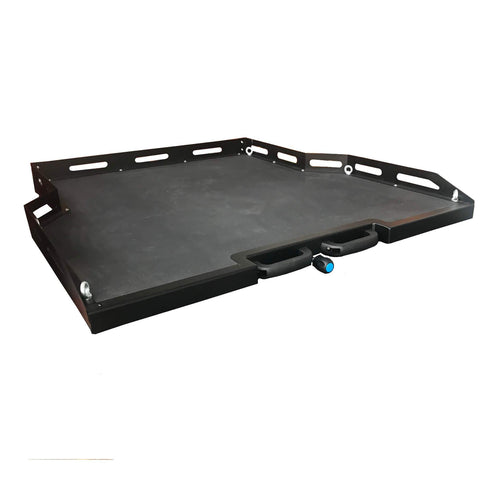 Heavy-Duty ABS Plastic Top Slide-Out Cargo Tray for Pickup Trucks & Vans