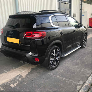 Stingray Side Steps Running Boards for Citroen C5 Aircross 2018+