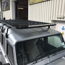Expedition Aluminium Flat Roof Rack for Land Rover Defender 110 1983-2016