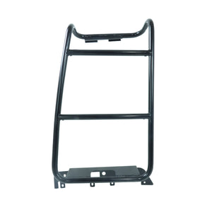 Direct4x4 Accessories UK | Expedition Black Rear Door Ladder for Land Rover Discovery 3 and 4 Models