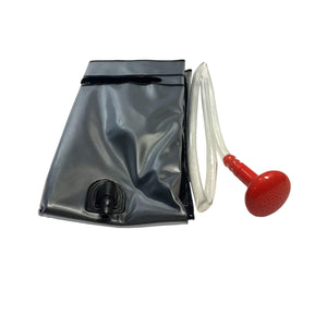 Expedition Camping Lightweight PVC Shower Bag for Off-Road Vehicles