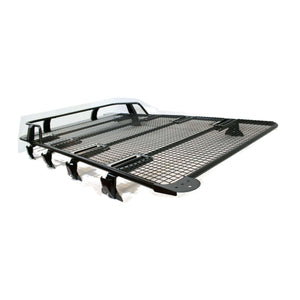 Expedition Steel Front Basket Roof Rack for Land Rover Discovery 3 and 4