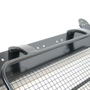 Expedition Steel Front Basket Roof Rack for Nissan Patrol Y61 1997-2009