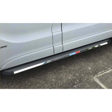 Stingray Side Steps Running Boards for Fiat Talento SWB 2014+