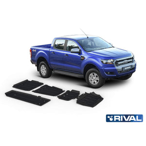 RIVAL4x4 Ford Ranger Underbody Skid Plates