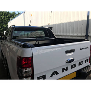 Roll & Lock Style Load Bed Tonneau Cover Ford Ranger 2012+ [Wildtrak Compatible]