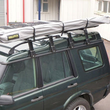 Expedition Pull-out 1.4mx2m Granite Grey Vehicle Side Awning with 2 Sides