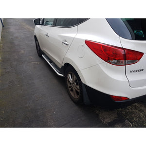 Premier Side Steps Running Boards for Hyundai ix35 2010-2015