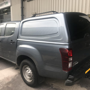 'Tradesman' Steel Hardtop Canopy for Isuzu D-Max